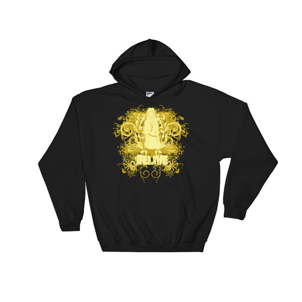 Belive Unisex Hooded Sweatshirt - Dynamic Clothing Box