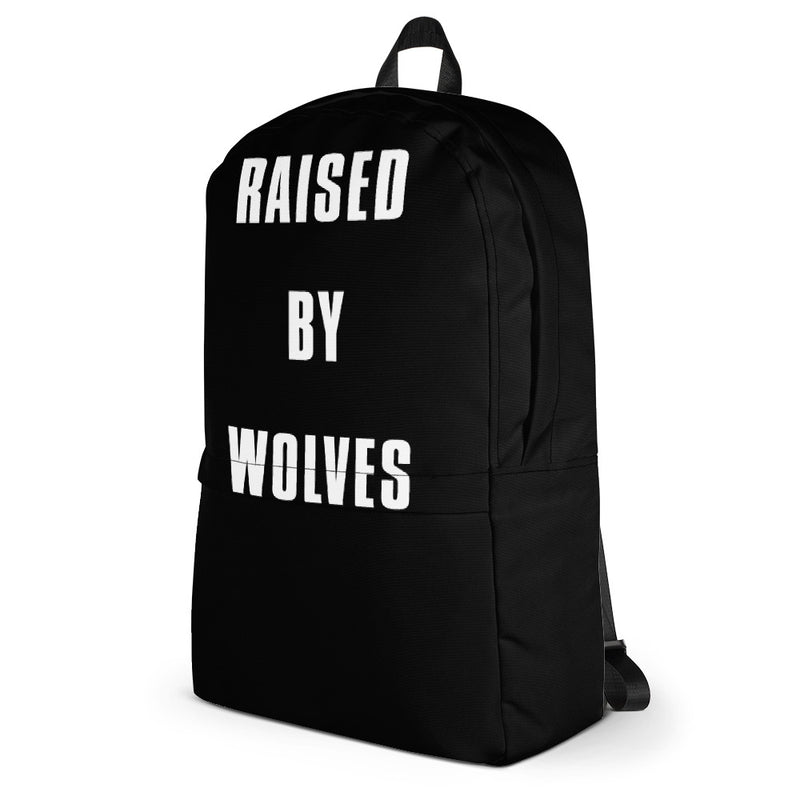 Raised By Wolves Backpack
