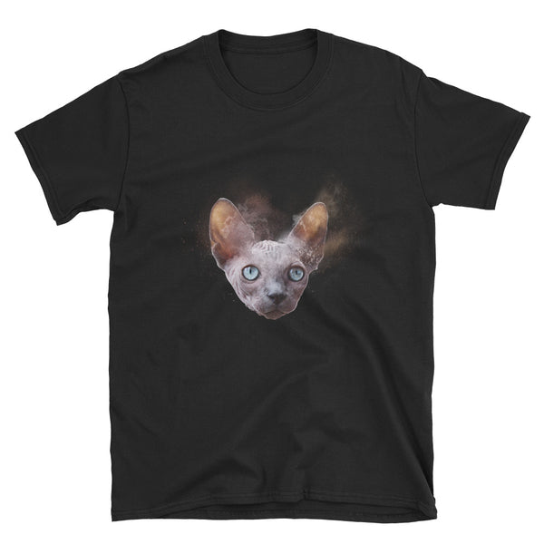 Sphynx Cat Short-Sleeve Unisex T-Shirt - Dynamic Clothing Box