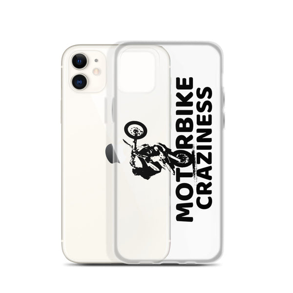 Motorbike Craziness iPhone Case