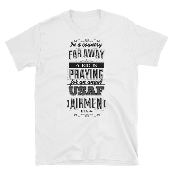 In A Country Far Away Short-Sleeve Unisex T-Shirt - Dynamic Clothing Box
