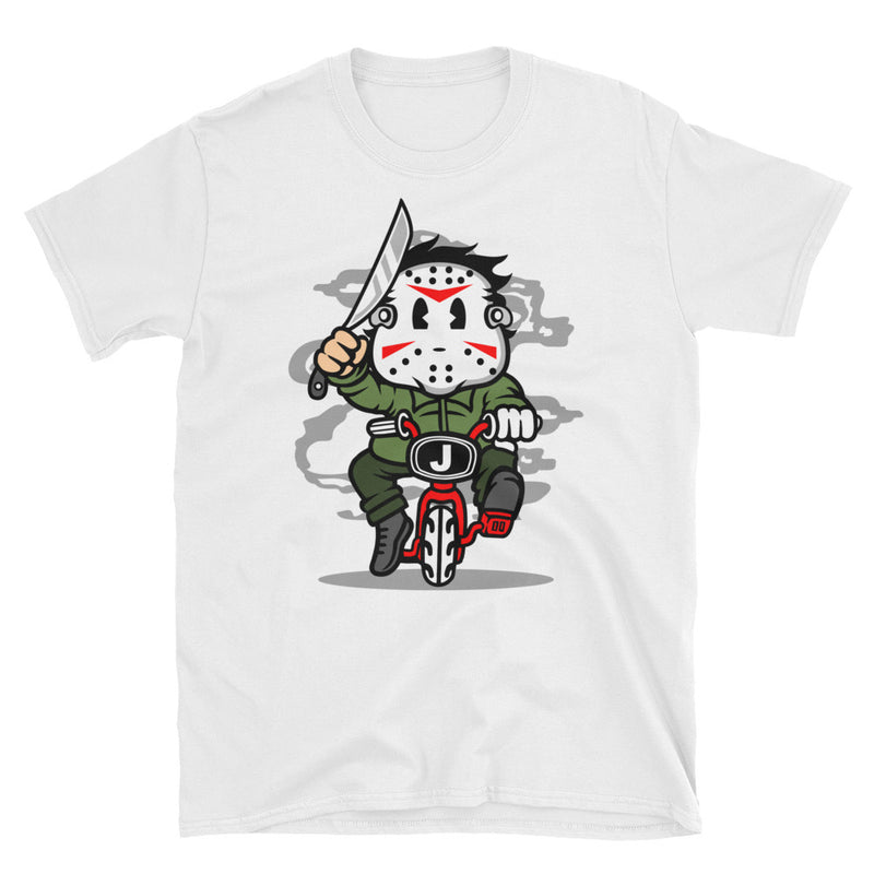 Killer Minibike Short-Sleeve Unisex T-Shirt - Dynamic Clothing Box