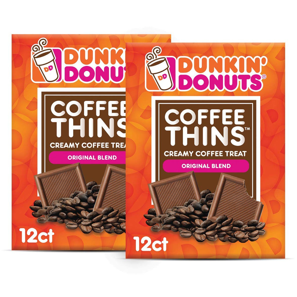 Coffee Thins Original Blend 24 Count (2x12ct)