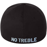 No Treble Flexfit Cap