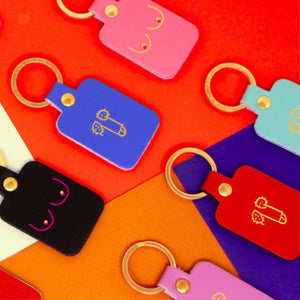 Willy Key Rings