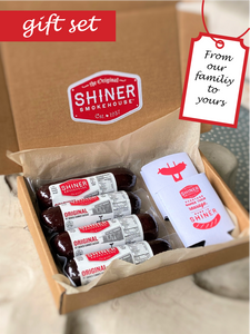 Shiner Smokehouse Gift Set