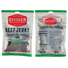 Load image into Gallery viewer, All Natural Beef Jerky Jalapeño Pack (6 pack)