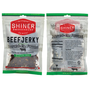 All Natural Beef Jerky Jalapeño Pack (6 pack)