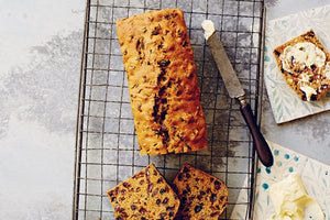 Moist and Fruity Tea Loaf Recipe