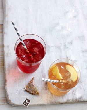 why alcoholic tea is the new summer drink