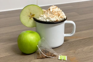 How to make hot apple & cinnamon cider