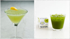 delicous matcha drinks