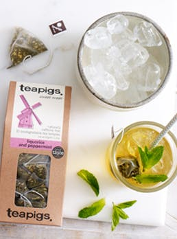 6 ways tea can keep you cool….(yes, really!)