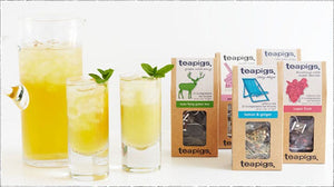 try your teapigs teas iced!