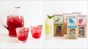 Iced teas made easy
