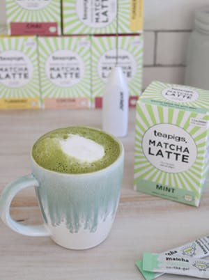 Simple ways to drink matcha
