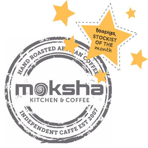 stockist of the month - moksha cafe