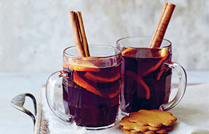 how to make mulled wine using our glühwein tea