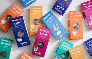 teapigs feel good teas | teas with benefits