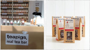 Visit teapigs at the Spirit of Christmas