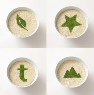 matcha porridge by frances quinn