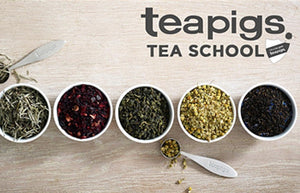 teapigs tea school dates | blend your own tea!