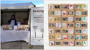 teapigs at the tea and coffee festival