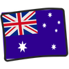 AUD currency flag