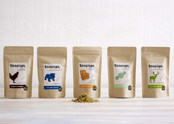 teapigs loose tea range