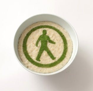 matcha green man