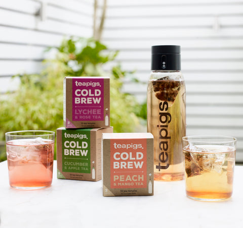 teapigs cold brew teas
