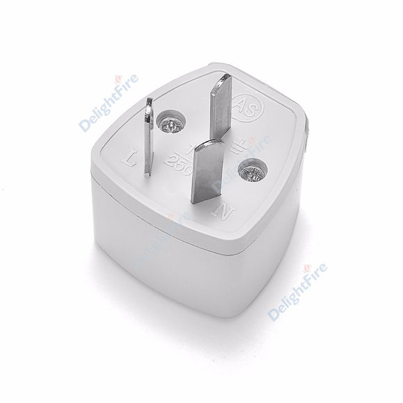 Universal EU UK US To AU Plug Adapter Converter