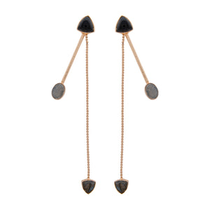 Octan Earrings Petite