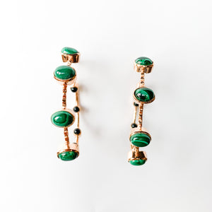 Malachite Le Jour Hoops