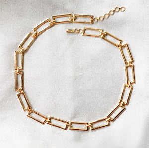 Chunky Rectangle Chain