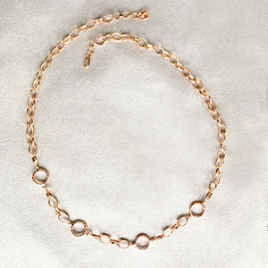 Ovals & Circles Chain