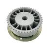 ATA-B&D-style-grey-nylon-43-tooth-sprocket-with-reinforcing-steel-disk