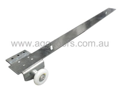 T150 Track-Type Top Weather-Seal & Wheel Assembly (Pair)