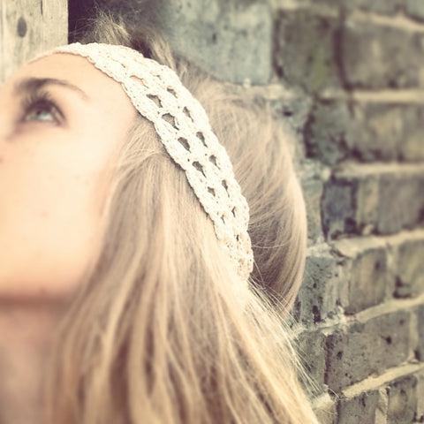 Ibiza Hippy Headband Plain