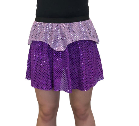 """Rapunzel"" Inspired Running Skirt 1.0 - Rock City Skirts"