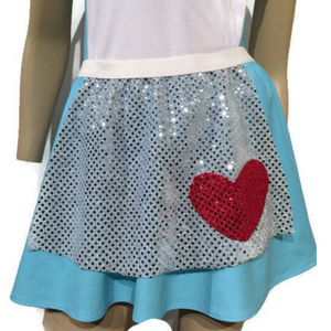 "Children's ""Alice in Wonderland"" Skirt - Rock City Skirts"