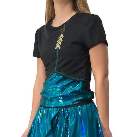 Limited Edition Little Sister Formal Running Shirt only - Rock City Skirts