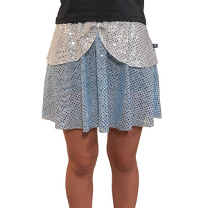 """Cinderella"" Inspired Running Skirt - Rock City Skirts"