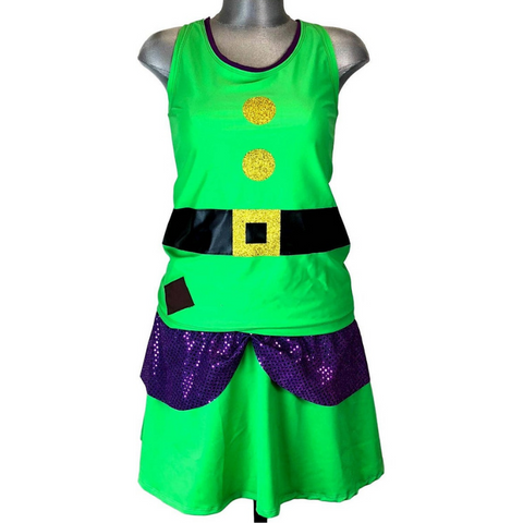 Dopey Dwarf Running Costume- final markdown - Rock City Skirts