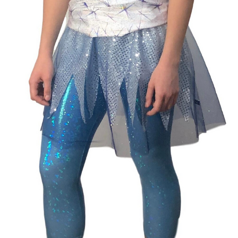 Limited Edition Snow Queen Running Skirt - Rock City Skirts
