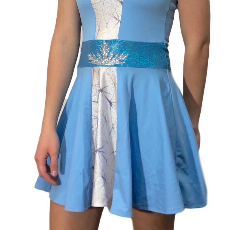 Snow Queen Skirt - Rock City Skirts