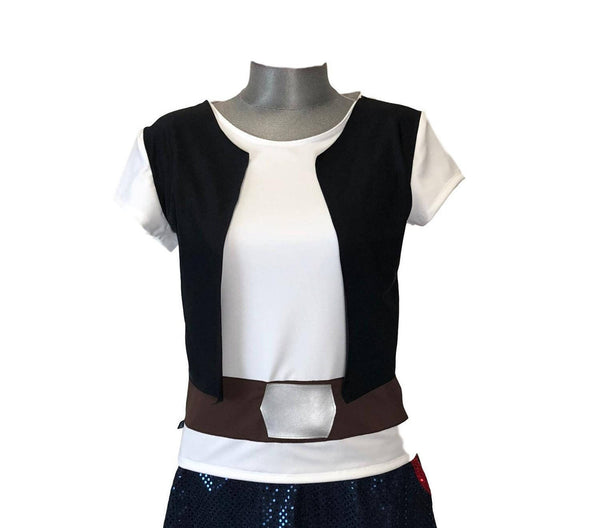 Children's Smuggler Running Costume - Rock City Skirts