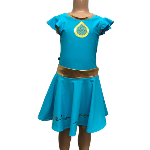 Arabian Princess Costume - Rock City Skirts