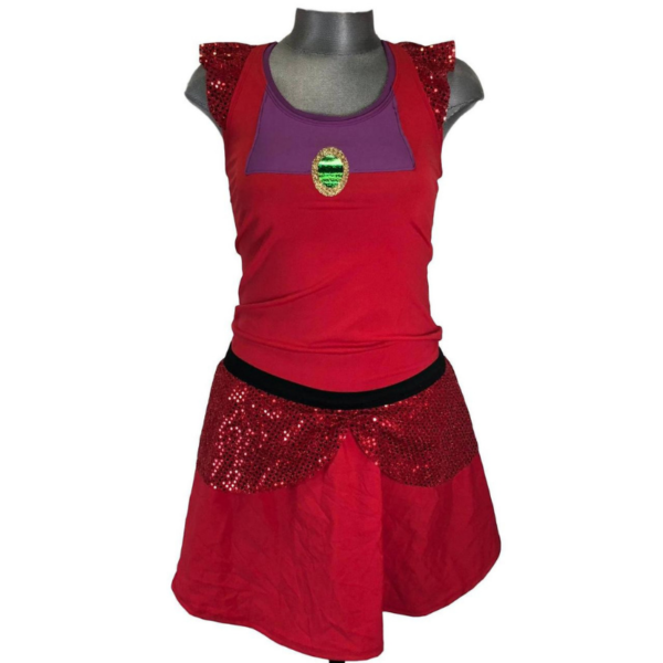 """Evil Stepmother"" Lady Tremaine Inspired Top - Rock City Skirts"