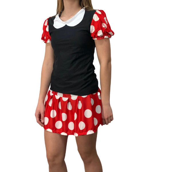 Mrs  Mouse  Running Skirt - Rock City Skirts